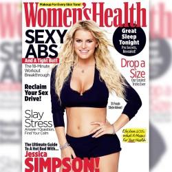 Jessica Simpson - Women's Health September 2016