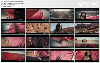Katy Perry - New Music Video 'Rise' (2016) - 1080p