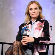 Diane Kruger -                      AOL Build Speaker Series New York City August 9th 2016.