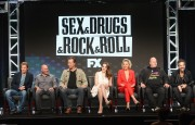 "Elizabeth Gillies @ ""Sex & Drugs & Rock & Roll"" Panel during TCA Summer Press Tour in Beverly Hills 