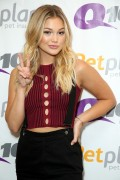 Olivia Holt - Q102 iHeartRadio Show in Pennsylvania 8/11/16