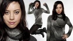 Aubrey Plaza, Elizabeth Mitchell, Fernanda Brandao, Hailee Steinfeld, Hilary Duff, Lena Meyer-Landrut (Wallpapers) 6x