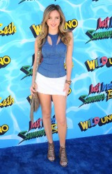 Ryan Newman - Just Jared Summer Bash 8/13/16