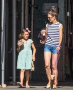 Katie Holmes   Out for Dinner in NY   August 17   38 pics