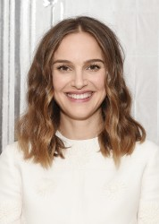 Natalie Portman - Discussing 'A Tale Of Love And Darkness' at AOL Studios in NYC 8/18/16