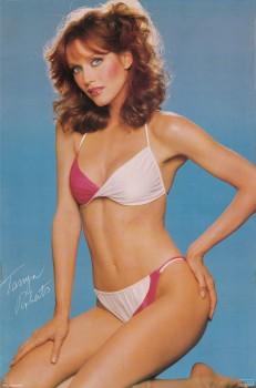 Tanya Roberts: 80's Bikini Shoot: UHQ x 1