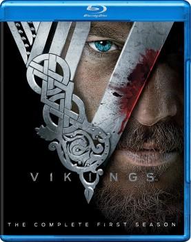 Vikings - Stagione 1 (2013) [3-Blu-Ray] Full Blu-Ray 124Gb AVC ITA GER DTS 5.1 ENG DTS-HD MA 5.1