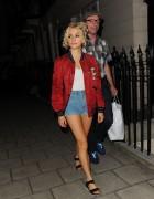 Pixie Lott   Leaving the Theatre Royal Haymarket in London   August 22   71 pics