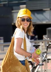 Emilia Clarke - At Heathrow Airport in London 8/23/16