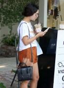 Vanessa Hudgens - Shopping in LA 8/24/16