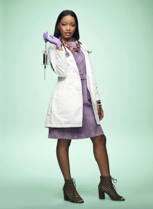 Keke Palmer -                        Scream Queens Season 2 Promo.