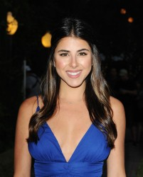 Daniella Monet at Make-A-Wish Fashion Show in LA, 24th August 2016