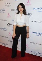 Rebecca Black at the Inaugural Fashion Show Benefiting Make-A-Wish in Los Angeles - 8/24/16