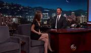 Natalie Portman @ Jimmy Kimmel Live | August 25 2016