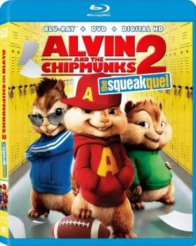 Alvin Superstar 2 (2009) Full Blu-Ray 38Gb AVC ITA DTS 5.1 ENG DTS-HD MA 5.1 MULTI