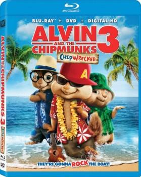 Alvin Superstar 3 - Si salvi chi può! (2011) Full Blu-Ray 41Gb AVC ITA DTS 5.1 ENG DTS-HD MA 5.1 MULTI