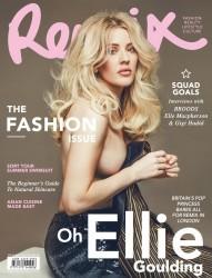 Ellie Goulding -                 Remix Magazine #91 (2016).