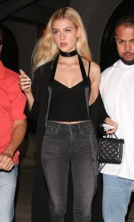 Nicola Peltz - At The Nice Guy in West Hollywood 8/27/16