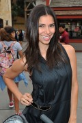 Roselyn Sanchez -               Camp Snoopy  Knott's Berry Farm Buena Park August 27th 2016.