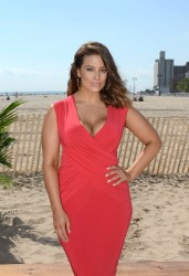 Ashley Graham - Sports Illustrated Swimsuit Summer of Swim Fan Festival 8/28/16