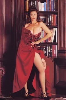 Lynda Carter: Practically Topless: MQ x 2