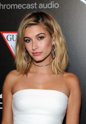 Hailey Baldwin - Republic Record & GUESS 2016 VMA After Party in NYC 8/28/16