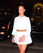 Rihanna | Outside the Nobu Restaurant in Manhattan | August 29 | 25 pics