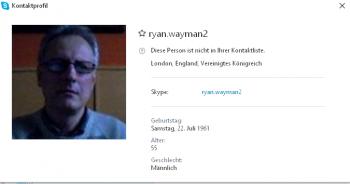 weibliche Skype-ID für Chat