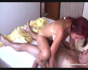 Redhead org contractions w butt jewel n bullet 024 5