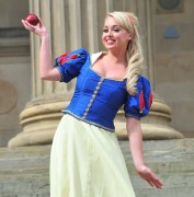 Jorgie Porter -                    Promoting Liverpool Empire Christmas Panto St Georges Hall Liverpool September 6th 2016.