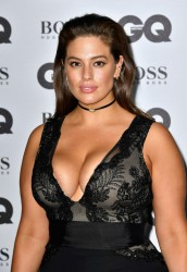 Ashley Graham - 2016 GQ Men of the Year Awards in London 9/6/16