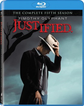 Justified - Stagione 5 (2014) [3-Blu-Ray] Full Blu-ray 135Gb AVC ITA DD 5.1 ENG DTS-HD MA 5.1 MULTI