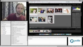 Цветокоррекция и ретушь репортажной фотографии (2016) Мастер-класс