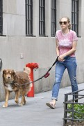 Amanda Seyfried - With Finn out in NYC 9/6/16
