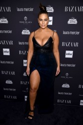 "Ashley Graham - Harper's Bazaar Celebrates ""ICONS By Carine Roitfeld"" in NYC 9/9/16"