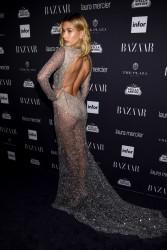 "Hailey Baldwin -  Harper's Bazaar Celebrates ""ICONS By Carine Roitfeld"" in NYC 9/9/16"