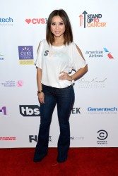Brenda Song - Hollywood Unites for the 5th Biennial Stand Up to Cancer Event 9/9/16