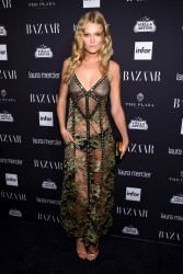 "Toni Garrn - Harper's Bazaar Celebrates ""ICONS By Carine Roitfeld"" in NYC 9/9/16"