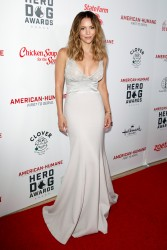 Katharine McPhee at The American Humane Association's Hero Dog Awards in Beverly Hills - 9/10/16