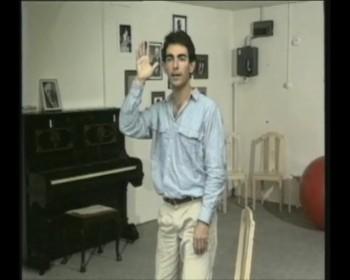 Техника Александера: Первый урок, решение проблем со спиной, от стресса к свободе (2006) Обучающие видео