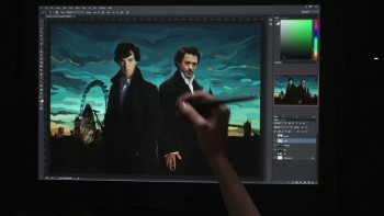 Цифровая живопись в Photoshop (2016) Видеокурс
