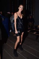 Martha Hunt - DKNY Fashion Show in NYC 9/12/16