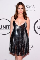 Sophie Simmons - UNITAS 2nd annual gala against human trafficking 9/13/16