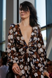 Kendall Jenner - Michael Kors Fashion Show Runway in NYC 9/14/16