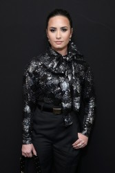 Demi Lovato - Marc Jacobs Fashion Show in NYC 9/15/16