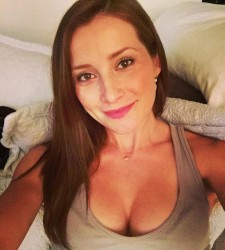 Candace Bailey - Cleavy Instagram Pic 9/15/16