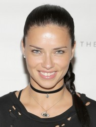Adriana Lima - 4th Annual Back to School Fundraiser in NYC 9/15/16