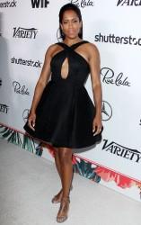 "Regina King - ""Variety And Women in Film"" Emmy Nominee Celebration In LA (9/16/16)"