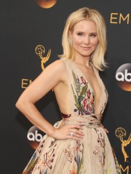 Kristen Bell - 68th Annual Emmy Awards in LA 9/18/16