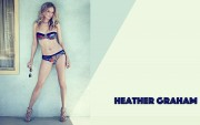 Heather Graham : Hot Wallpapers x 25  155a18505352518
